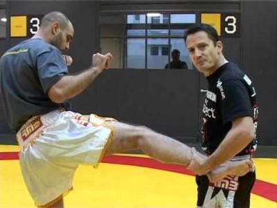 Techniques de pieds poings pour MMA (en français)