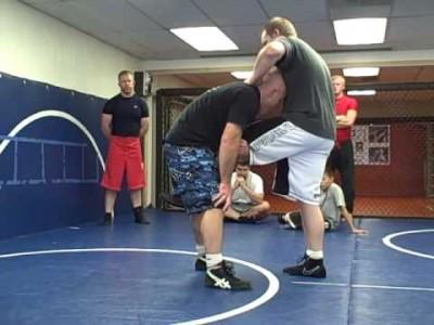 Comment finir un single leg takedown