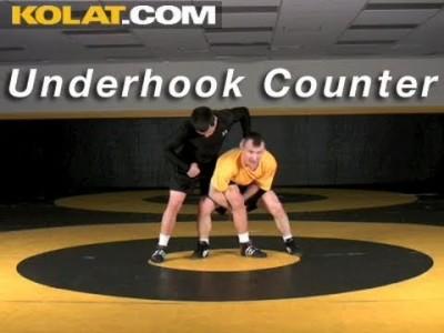 Contrer un underhook