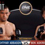 Bakhtiyar Abbasov vs Ben Askren