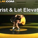 Défense contre single leg tête à l'intérieur